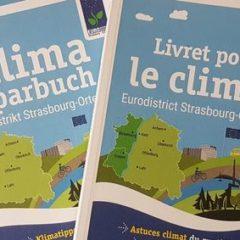 Der Eurodistrikt Straßburg-Ortenau präsentiert sein Klimasparbuch