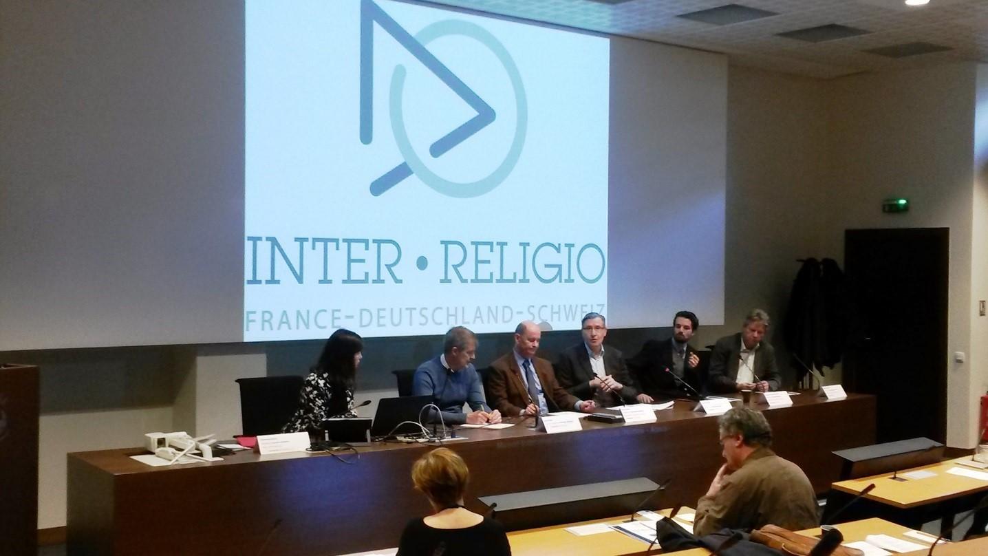 INTER-RELIGIO : Geteilte Überzeugungen