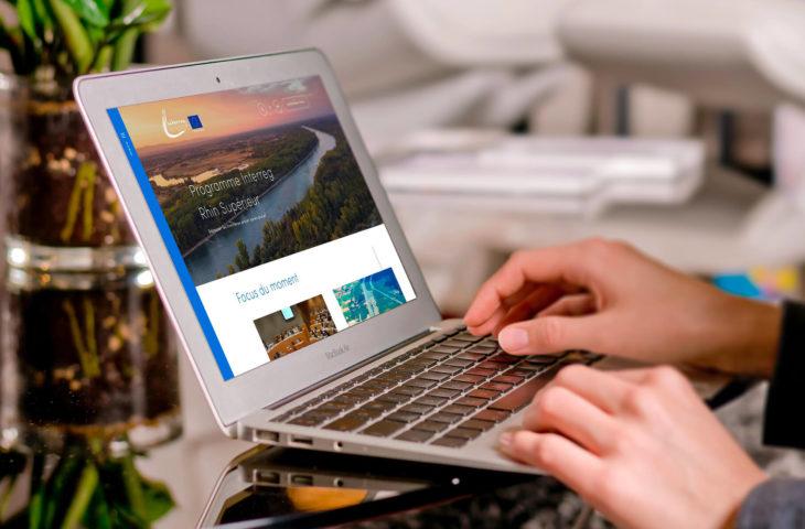 Neue Internetseite für INTERREG Oberrhein