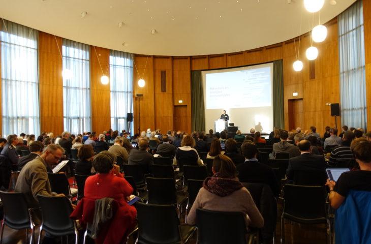 "Auftaktveranstaltung des Projekts ""RES-TMO"" in Freiburg"