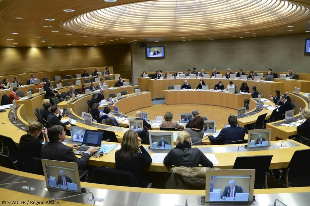 OR-CR: Einrichtung eines ständigen Sekretariats des Oberrheinrats