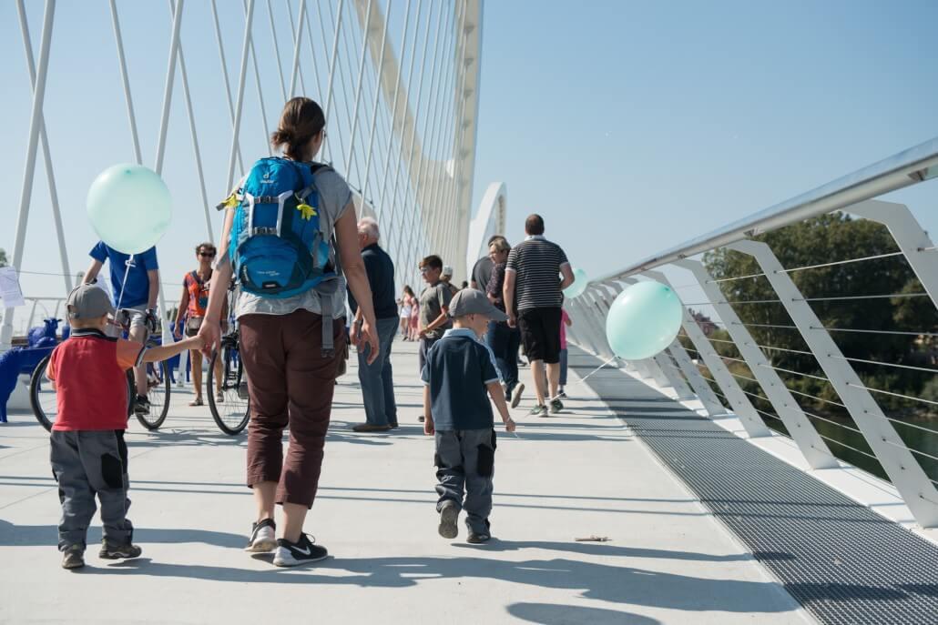 Rad Sauer-Pechelbronn-Dahn: Förderung des grenzüberschreitenden Fahrradtourismus im nördlichen Teil der Verbandsgemeinde Sauer-Pechelbronn und der Verbandsgemeinde Dahnerfelsenland