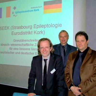 SEEK – Grenzüberschreitende Plattform für klinische Epileptologie