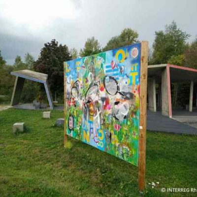 Plakat-Wand-Kunst