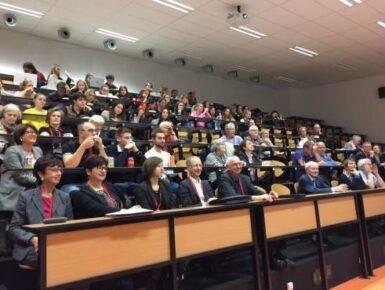 Deutsch-französischer Kongress in Colmar. Deutsch-französische Zusammenarbeit am Oberrhein: gute grenzüberschreitende Praktiken