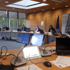 Zwei neue Projekte: grenzüberschreitende Innovation und Mobilität