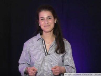 Eine junge Doktorandin rückt das Projekt Vehicle ins Rampenlicht