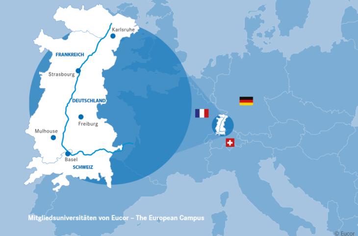 30 Geschichten aus 30 Jahren #22: EUCOR – The European Campus