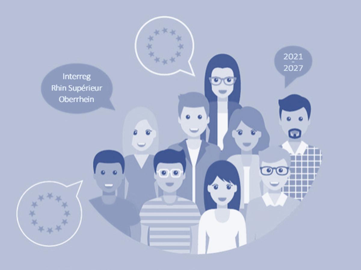 Öffentliche Beteiligung Interreg VI: Feedback