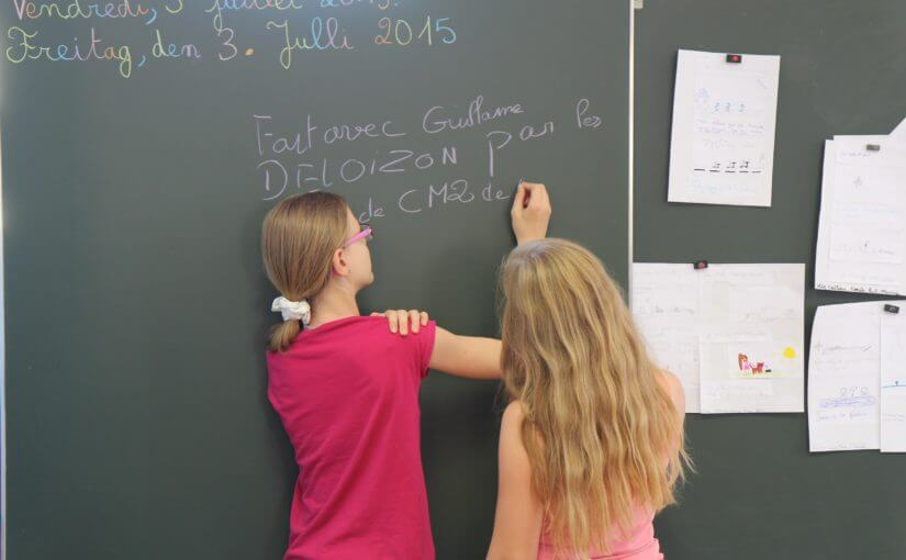 Smart Factory: Bildung eines deutsch-französischen Kompetenz- und Lernnetzwerkes 4.0