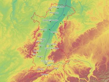 GeoRhena: Ein GIS-Kompetenzzentrum auf Geoportalbasis
