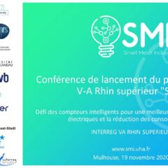 Auftaktsveranstaltung des Projekts Smart Meter inclusif (SMI)