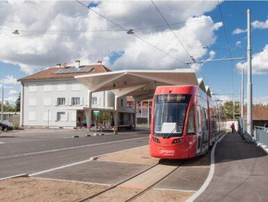 Studien zur grenzüberschreitenden Erweiterung der Basler Trambahnlinie 3 bis zum Bahnhof Saint-Louis