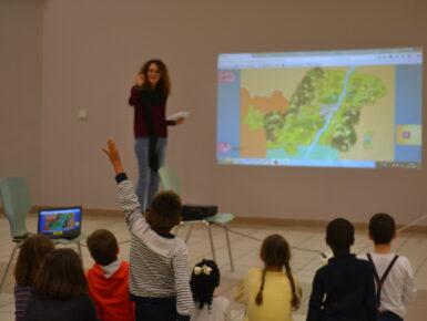 Le Passe-Partout - Der Weltenbummler: Kinder entdecken den Oberrhein anhand eines pädagogischen Onlinespiels