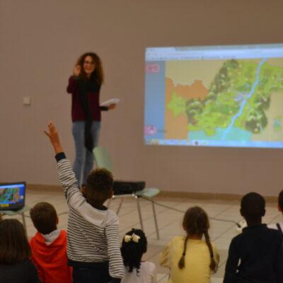 Le Passe-Partout – Der Weltenbummler: Kinder entdecken den Oberrhein anhand eines pädagogischen Onlinespiels