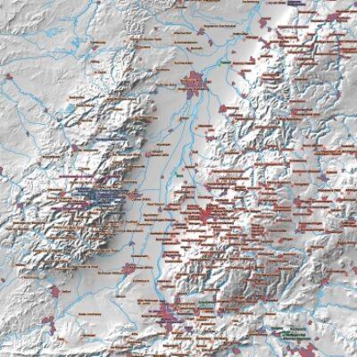 REKLIP: Klimaatlas Oberrhein Mitte-Süd