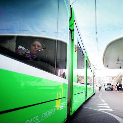 Verlängerung der Tramlinie 8 von Kleinhüningen (Basel-Stadt, CH) nach Weil am Rhein (D)