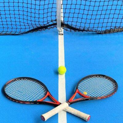 1. grenzüberschreitendes Tennisturnier (Elsass / Pfalz)
