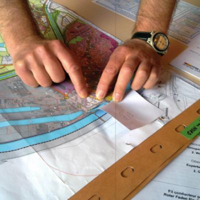 GISOR – Das geographische Informationssystem für das Gebiet des Oberrheins