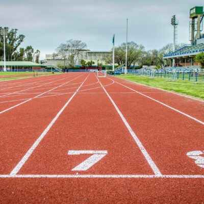 Grenzüberschreitende Leichtathletik